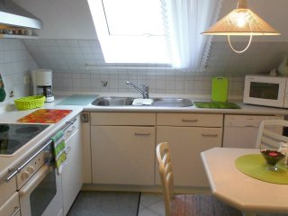 Ferienwohnung Nr.6, hat 55 m2, '4 Sterne Klassefizierung', 2 Schlafzimmer