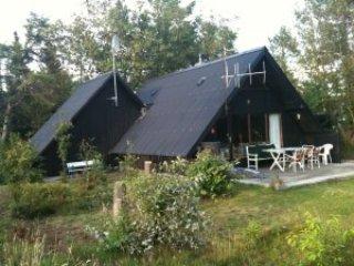 Ringkøbing Fjord-Ouest du Jutland-Maison agréable, Hemmet