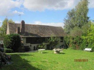Superbe maison typique normande, Brueil-en-Vexin