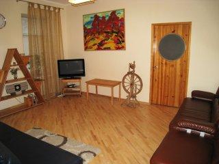 1-bedroom apartment on Sofiivska St., Kiev