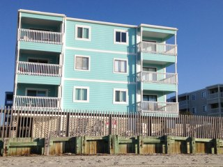 HURRY! 1ST WEEK IN AUGUST JUST OPENED UP! Beachfront 3bd/2.5 CONDO w/pool!
