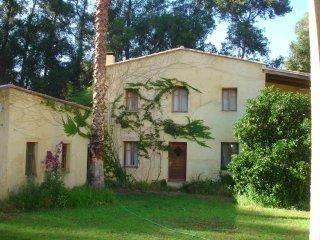 Casa Figarella: MAISON CALME AVEC JARDIN ENTRE MER ET MONTAGNE