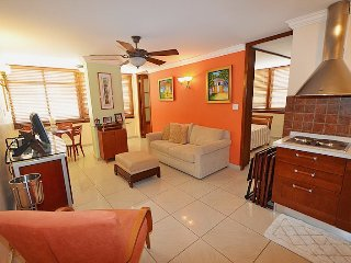 Convenient 1 Bedroom Condo at the Diplomat in Condado, San Juan