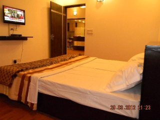 Fully furnished 3 BHK Serviced Apartment, Nueva Delhi