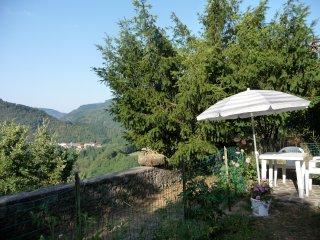 MAISON dans village médiéval, Haute Toscane., Bagni di Lucca
