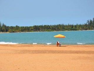 Beach Front Condo at Playas del Yunque, Rio Grande