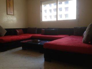 Un bel appartement où poser ses valises, Casablanca