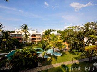 3 dormitorios vista a la piscina Ciudad Inicio, Sosúa