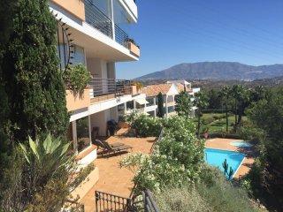 Luxury And Modern Apartment With Sauna In Miraflores Resort, Mijas