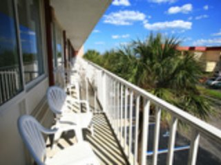 Holiday Isle Oceanfront in St. Augustine, FL!