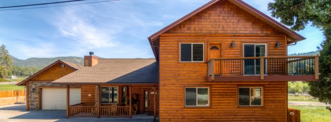 Welcome to this magnificent Big Bear Lake vacation rental house!