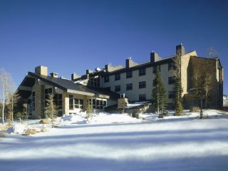 BRIAN HEAD  {1 Bedroom}   Cedar Breaks Lodge & Spa