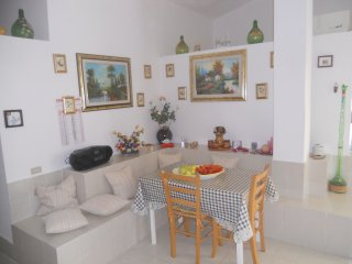Villa sleeps 6,sea view ,Sardegna south., Porto Pino