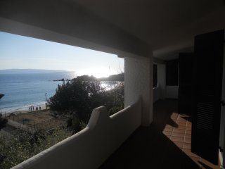 Villa,beach location,sea view,Sardinia,south west.