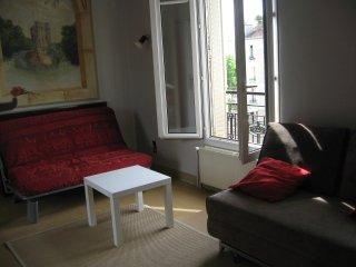 """Appartement """"Château de Vincennes"""""""