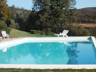 Beautifully restored farmhouse, Todi
