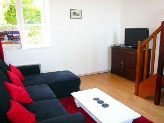 Appartement typiquement normand 500m plage 3 epis, Honfleur