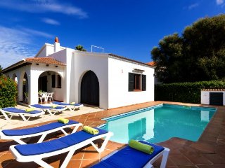 Apt. with terrace,pool Cala´n, Cala'n Bosch