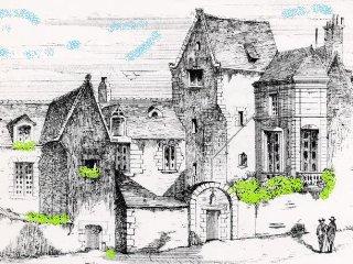Le Petit Logis de Tinteniac, Angers
