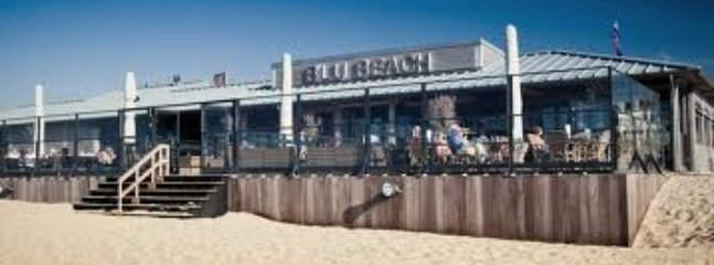 Blu Beach all year round beach restaurant on 100 meters from the house.