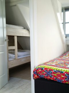 bunkbeds, selfbuild beachstyle (two beds 200 x 80)
