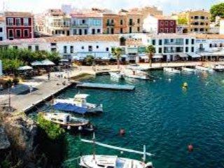 Acogedor apartamento con preciosas vistas al mar, Es Castell