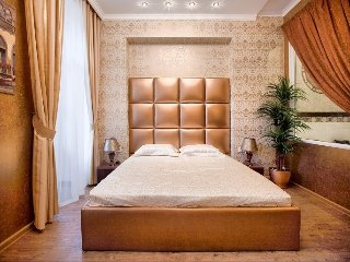 Great studio with balcony & jacuzzi, Odesa