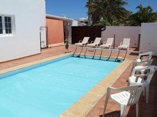 Villa Webb, excelente ubicación. Fantástica villa., Puerto del Carmen