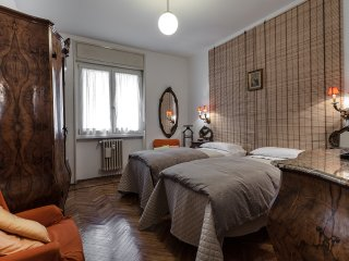 STYLISH&COSY 2 BEDROOM BRERA FLAT