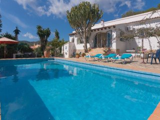 Villa with pool,barbecue Benis, Moraira