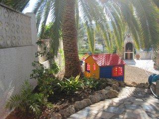 villa especial familias con niños