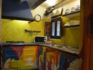 Casas vacacionales 'Cortijo Trance Mora', Mecina Fondales