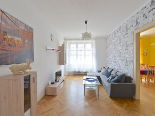 Perfect 4room Apt just 10min from Wenceslas Square