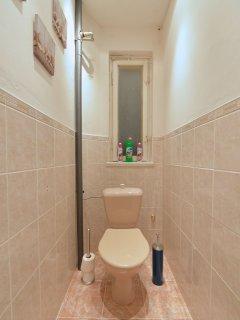 Comfortable toilet