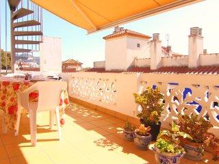 BOHEME: Apartamento de 1 dormitorio con terrazas y vistas al mar