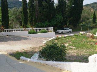 Romantic Studios & Apartments I, Peroulades