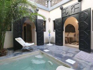 Riad dar al Azhar Marrakech - exclusivite au coeur de la Medina