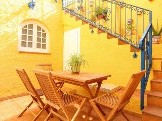 MARBLANC: Casa con patio, HUTB-013827, Sitges