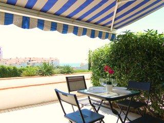 MELISA :  jardín y piscina, HUTB-013720