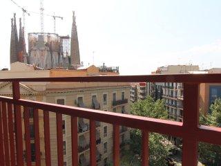 SAGRADA FAMILIA: Vistas al templo, HUTB-010879, Barcelona