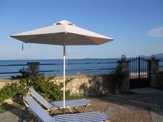Barbati Strand Ferienwohnung