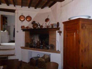 Casa La Rocca, Sarteano