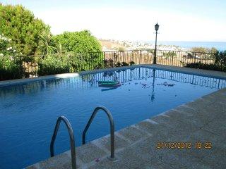 Villa con piscina y preciosas vistas al mar, Vélez-Málaga