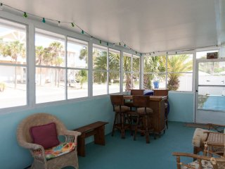 'The Crab Shack PCB, FL' Cute Beach Cottage, Shabby Chic.