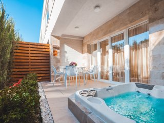 Privat townhouse in Arcadia with Spa-jacuzzi