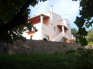 Villa Petani in wunderbaren Korfu, Kato Korakiana