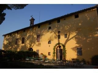 Villa CORSANO, antico casale in Toscana, Ville di Corsano