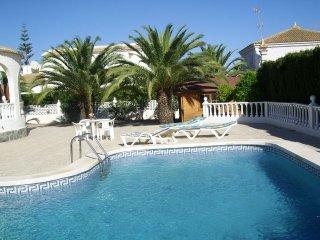 großes Freistehendes Haus mit Pool am Meer (Mi -1), Pilar de la Horadada