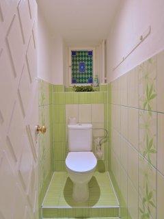 Comfortable toilet ;-)