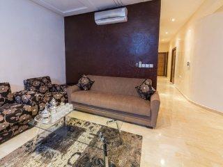 Appartement 3 Chambres Centre ville Fes